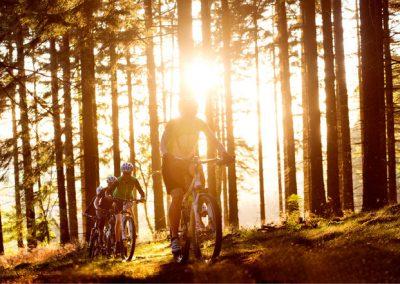 Westerwald Mountainbiken